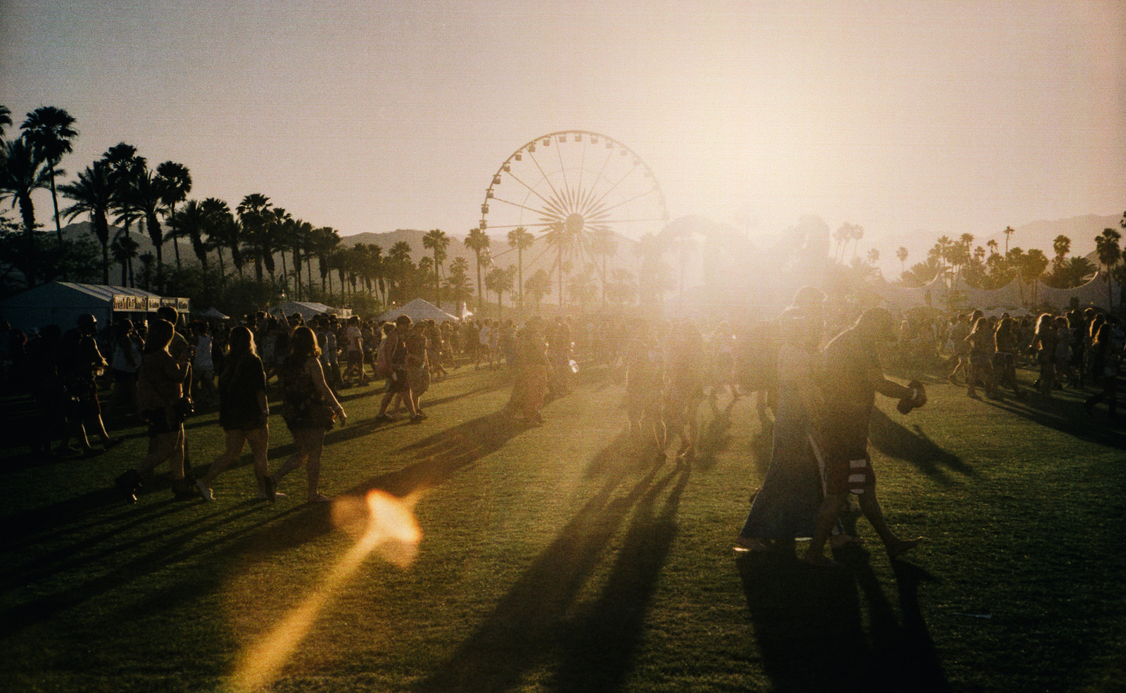 Livestream Coachella for Quality Music Acts on Four Different Stages
