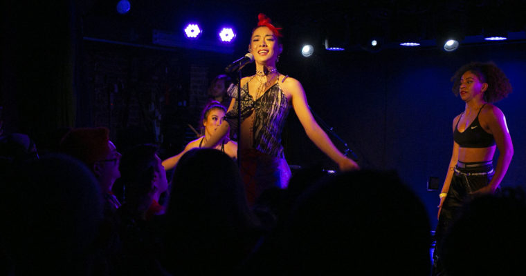 Gallery: Rina Sawayama at Mercury Lounge