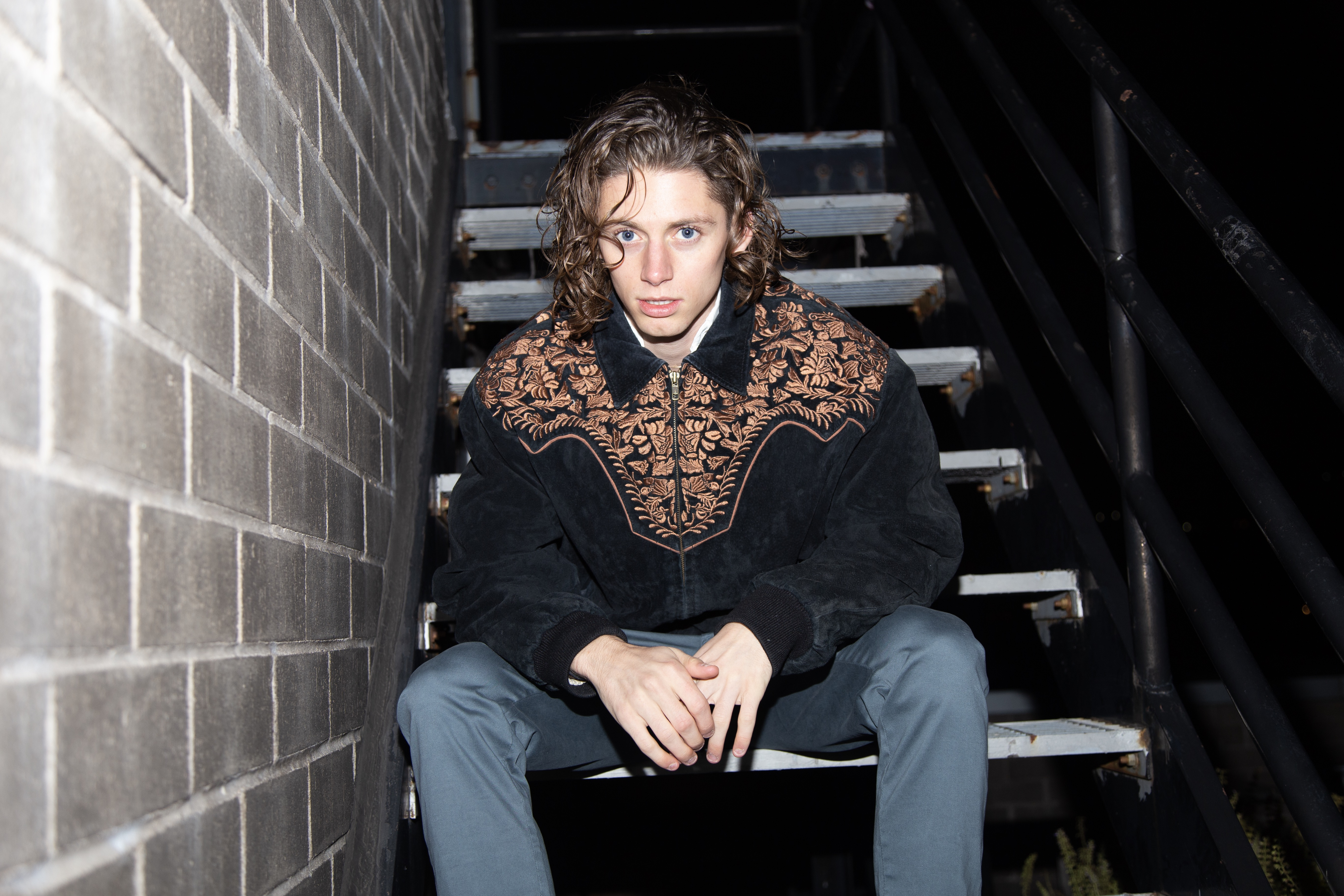 """trafton releases new song, """"Hyperreal"""""""