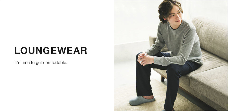 uniqlo loungewear